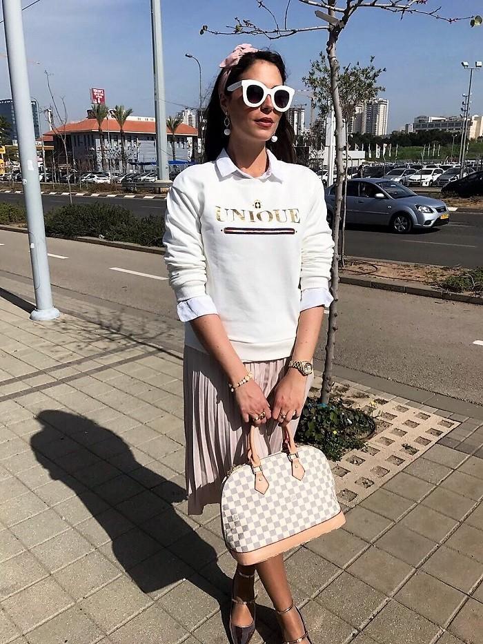 יום בחייה של בלוגרית אופנה
