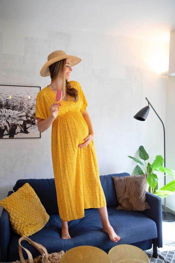 איך לשמור על תזונה בהיריון ולחזור לגזרה אחרי לידה?