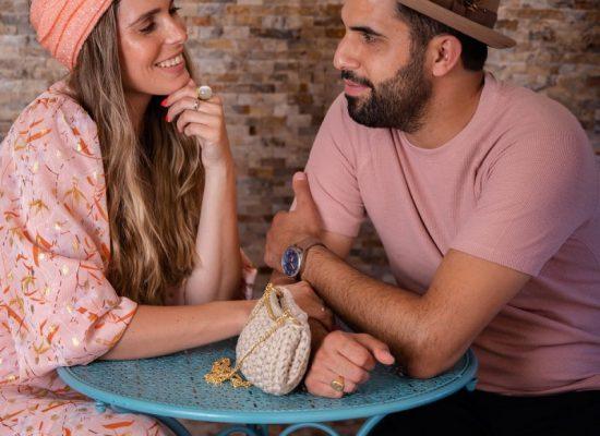 דוכסית ומגדלור: שיח זוגי על מה שחשוב באמת